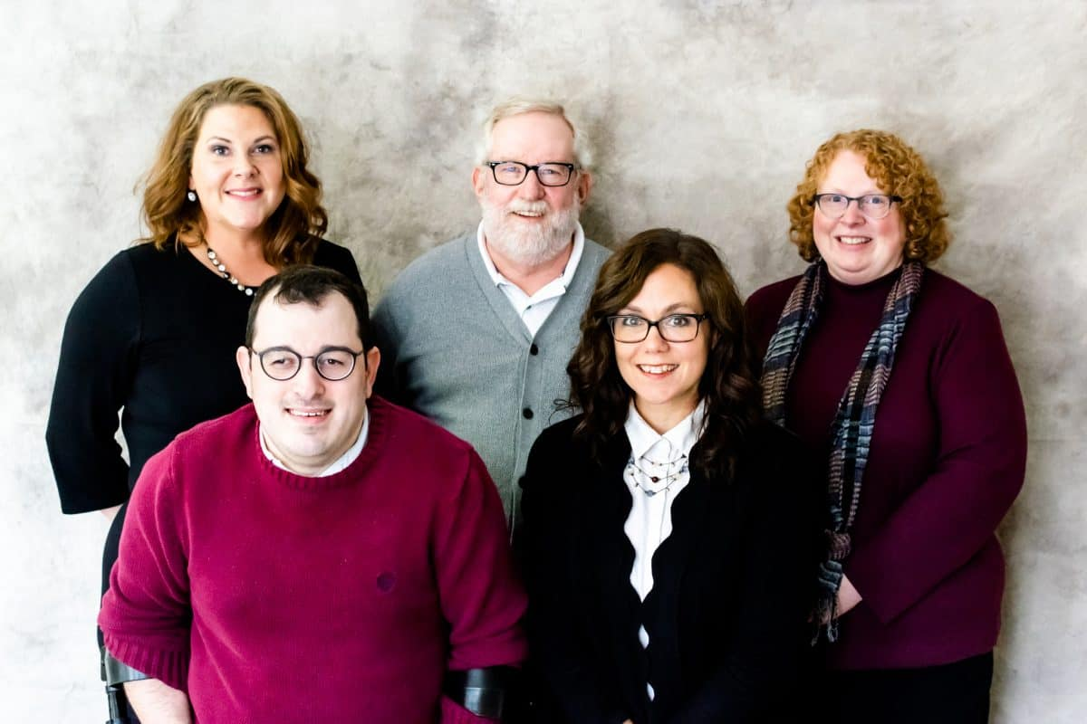 The NRV Disability Resource Center Team
