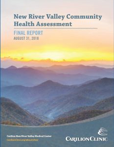 2018 New River Valley Community Health Assessment Report Final 12.13.18